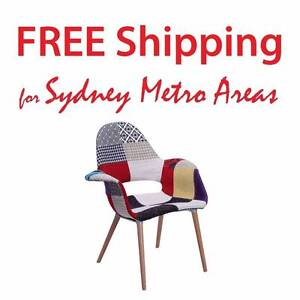 Clearance SALE - Eames / Saarinen Style Organic Chair Zetland Inner Sydney Preview