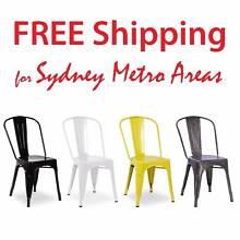 SALE - Xavier Pauchard Style Tolix Chair (Set of 4) Zetland Inner Sydney Preview