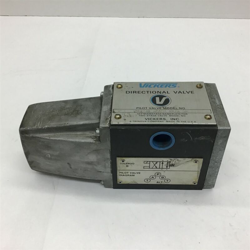 Vickers 297238 DG4S4 012A 50 Directional Valve