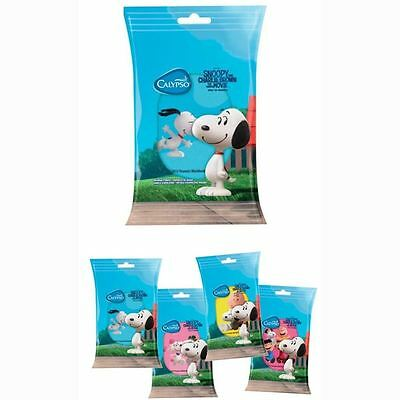 Calypso Junior Bath Sponge for Daily Use Snoopy and Charlie Brown Edition