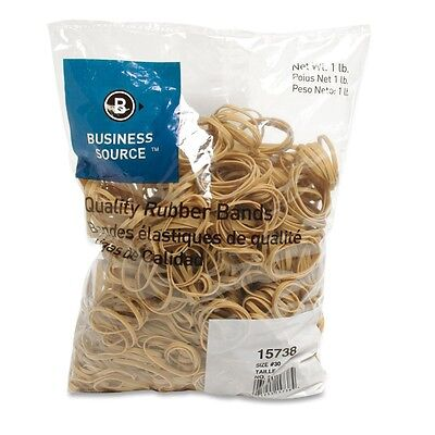 Rubber Bands Size 30 2 X 18 X 132 Business Source Bsn 15738 1lb. - 1 Pack