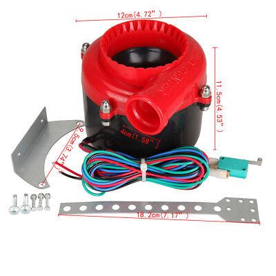Turbo Elektronik (Elektronische Turbo Blow Off Ventil Fake Dump Valve Analog Sound Universal)