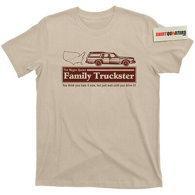 Wally World T Shirt (National Lampoons Vacation Wally World Clark W Griswold blu ray dvd Tee T)