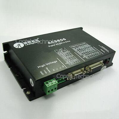 Leadshine Acs806 Digital Ac Servo Dc Brushless Servo 80vdc 18a 400w