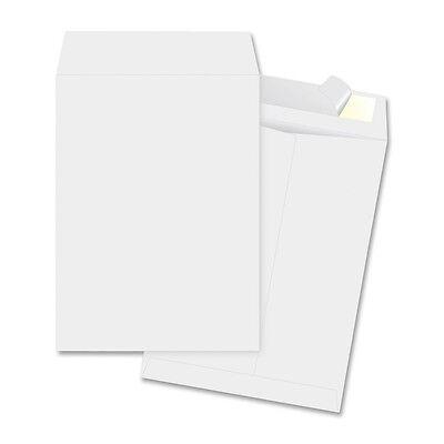 Business Source 10 X 13 Peel Seal Tyvek Envelopes 100 Box - White 65771