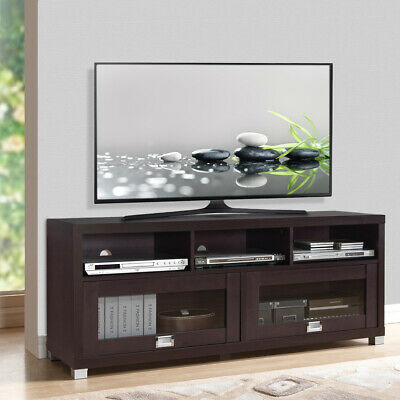Flat Screen TV Stand up to 75 Inch 50 55 60 65 70 55in Best Entertainment
