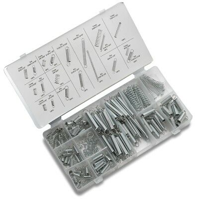 200pc Spring Assortment Set | Zinc Plated Steel Compression Carburetor Extension