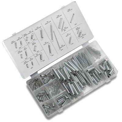 200pc Spring Assortment Set | Zinc Plated Steel Compression Carburetor Extension