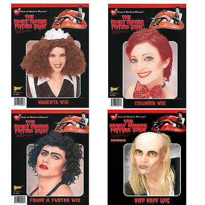 Rocky Horror Show Wigs Fancy Dress Costume Musical Riff Raff West End Science