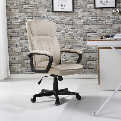 Executive Chair Office Seat Computer Desk Ergonomic Padded