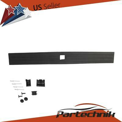 NEW FOR 2015-2020 Ford F-150 Tailgate Flexible Step Moulding Trim With Button