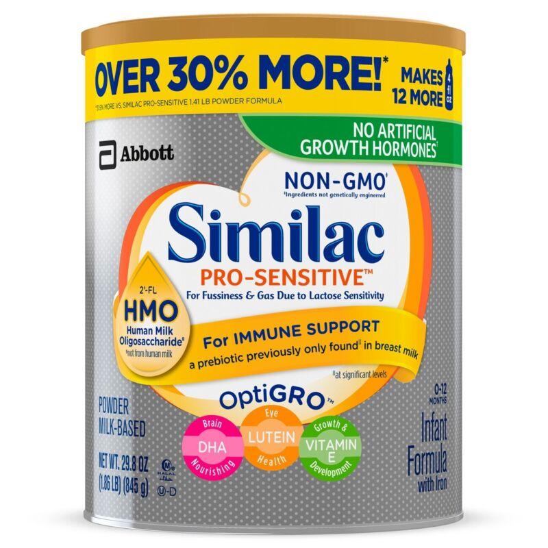 Similac Pro-Sensitive (136.8oz)