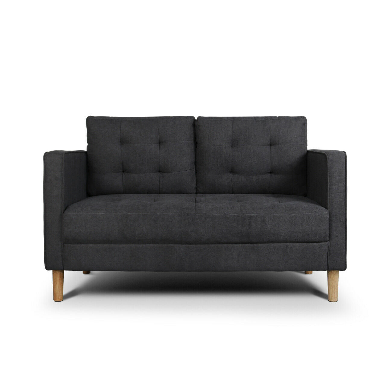 Modern Classic Loveseat Sofa, Upholstered Sofa/Couch, Suitab
