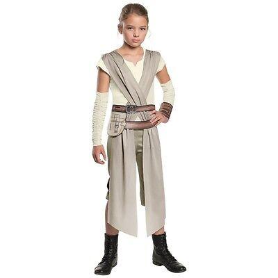Star Wars The Force Awakens Rey Child Costume