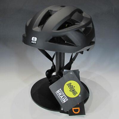 Bern FL-1 MIPS Certified Bike / Cycling Helmet (Matte Black, (Bern Bike Helmets)