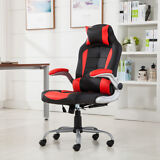 Racing Office Chair Recliner Relax Gaming Executive Computer Ergonomic High Back