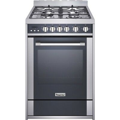 "Magic Chef Freestanding Oven MCSRG24S 24"" 2.7 cu. ft. Gas Ra"