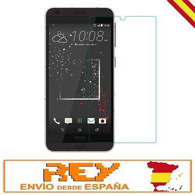 Protector Pantalla para HTC DESIRE 626 / 530 Cristal Templado Vidrio p501