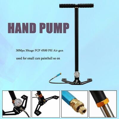 4500PSI 300bar Compact PCP High Pressure Hand Pump for Benjamin Hatsan HPA US