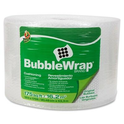 Duck Protective Packaging Bubble Wrap - 12 Width X 175 Ft Length Duc001022902