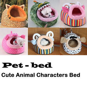 Cute-Warm-Animal-Character-Soft-Fleece-Pet-Bed-House-Mat-for-Dog-Puppy-Cat-Teddy