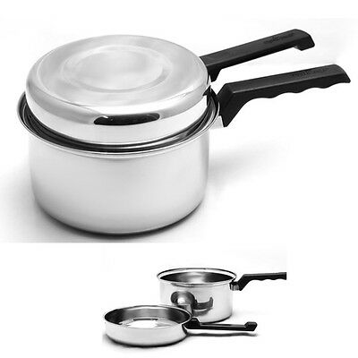Korean Noodle Ramen Ramyun Pot Stainless Steel Pot Double Pot with Lid