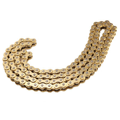 520 x 120 Links Motorcycle ATV Black Non O-Ring Drive Chain 520-Pitch 120-Links