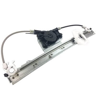 AUTOPA Rear Left Driver Side Power Window Regulator W/o Motor For BMW E90 328i