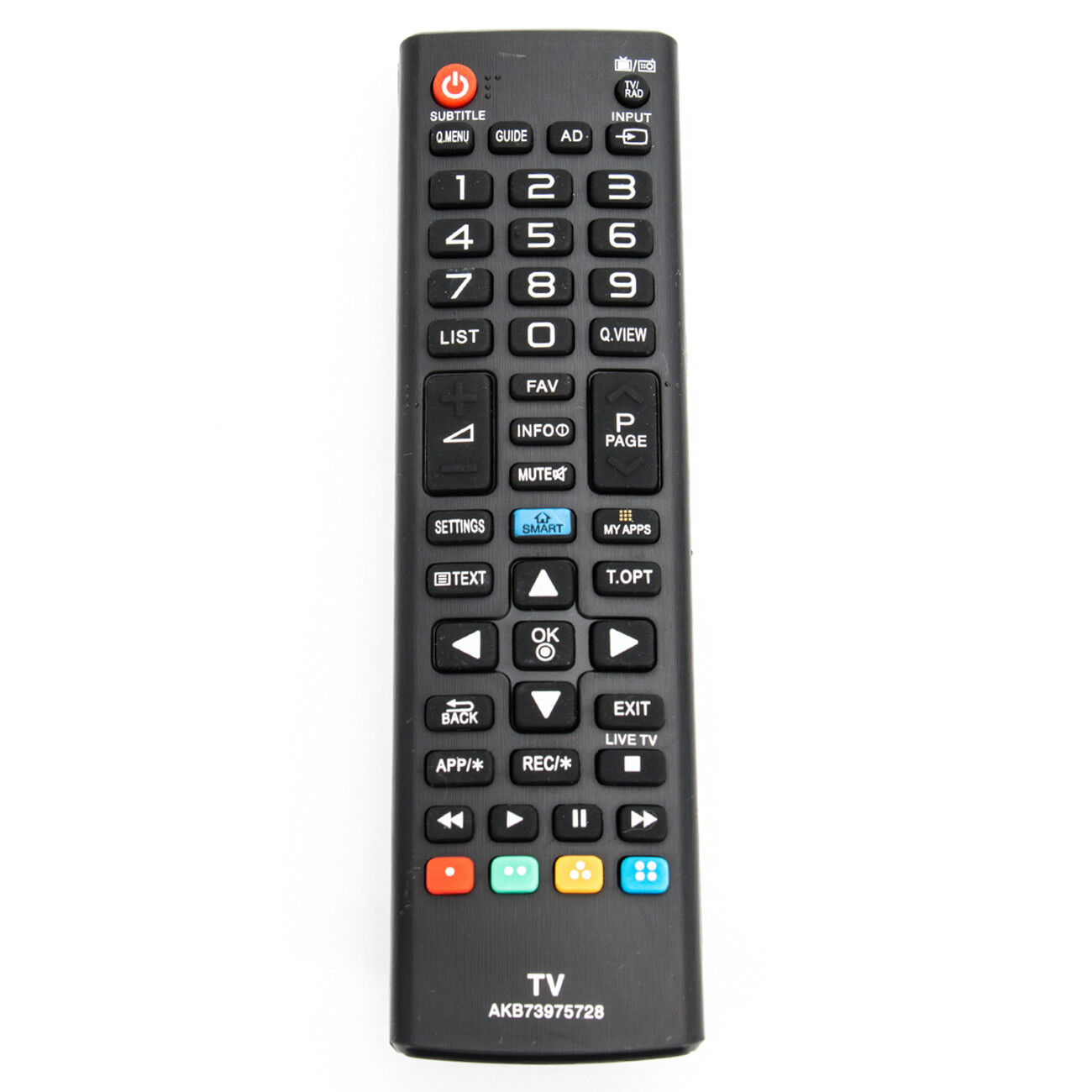 Nuovo telecomando sostituito AKB73975728 per LG TV 32LB585V 32LB580V 42LB580V