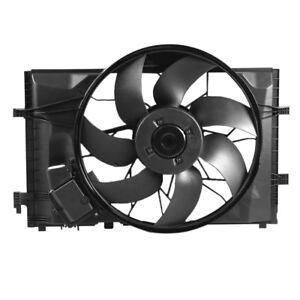 New fits Mercedes Engine Cooling Fan Motor W203 C230 C240 C209 CLK320 2035000293