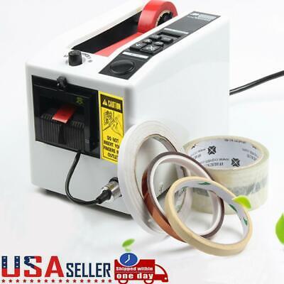 110v Automatic Auto Tape Dispensers Electric Adhesive Tape Cutter Cuting Machine