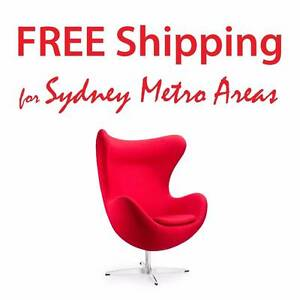 Clearance SALE - Arne Jacobsen Style Egg chair Zetland Inner Sydney Preview