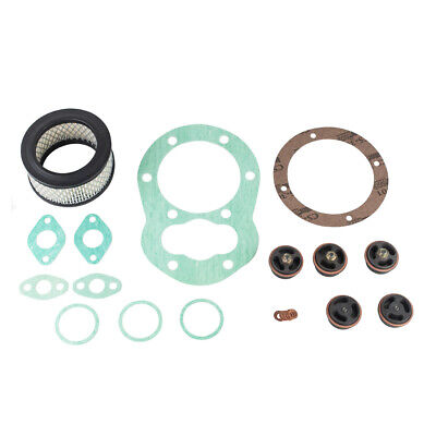 Valve Replacement Kit For Coleman Sanborn Powermate Sc23 Air Compressor Pump