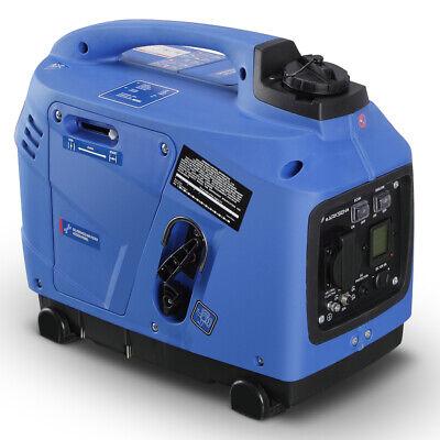 ARKSEN Super Quiet Portable Inverter Generator EPA CARB Comp