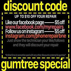 iPhone Repairs Brisbane - We come to you! From $30 Brisbane South West Preview