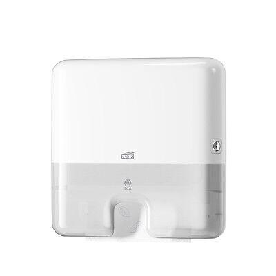 Ada Compliant Version. Trk552120 Tork Folded Towel Dispenser Elegant White