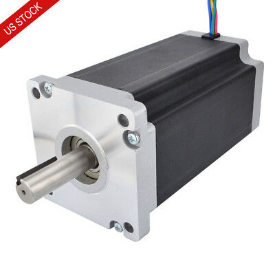 Us Ship Nema 42 Stepper Motor 30nm 4248oz.in 8a 4 Wires Cnc Router Robot
