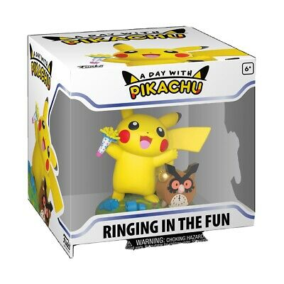 Funko A Day With Pikachu Ringing in the Fun Pokemon Center December Exclusive