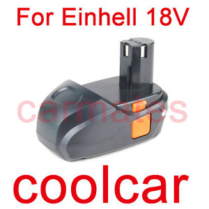 battery for einhell taurus 18v 3 0ah ni mh rt cd18i cordless impact drill ebay. Black Bedroom Furniture Sets. Home Design Ideas