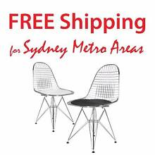 20% OFF - Eames Style Wire Chair Zetland Inner Sydney Preview