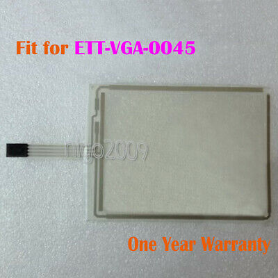 New For Uniop Ett-vga-0045 Touch Screen Glass Touch Panel One Year Warranty