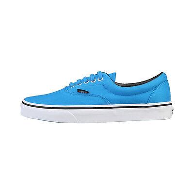 Schuhe Turnschuhe Casual Marke Vans Mann Männer Frau Frauen Blaue Vans Frauen