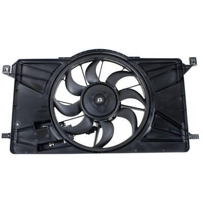 For Ford Focus 12-18 Radiator Condenser Cooling Fan Motor W/ module comprar usado  Enviando para Brazil