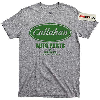 Black Auto Part (Tommy Boy Callahan Auto Parts Chris Farley Black Sheep movie blu ray Tee T Shirt )