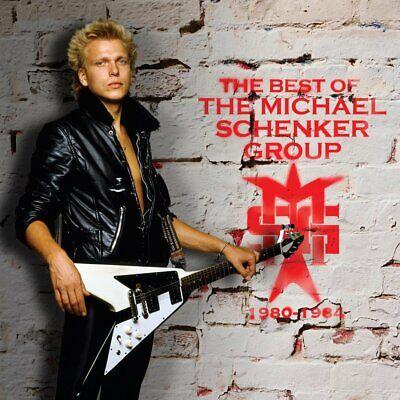 Michael Schenker • Best Of Michael Schenker Group CD 2008 Chrysalis UK•• NEW