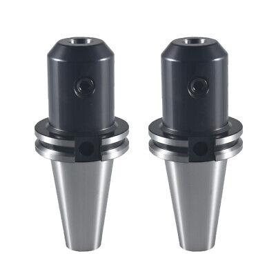 2pcs Cat40 58 X 3 End Mill Tool Holder Balanced G2.5 20000 Rpm Usa