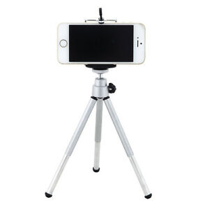 Mini Rotatable Stand Tripod Mount + Holder for Samsung Galaxy S5 S4 S3 Note 3 2