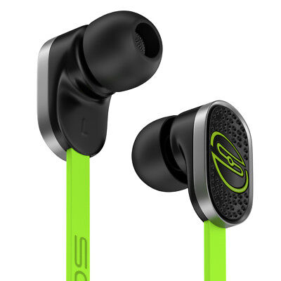 Kopfhörer In Ear Ohrhörer Headset mit Mikrofon - deleyCON SOUNDSTERS S9
