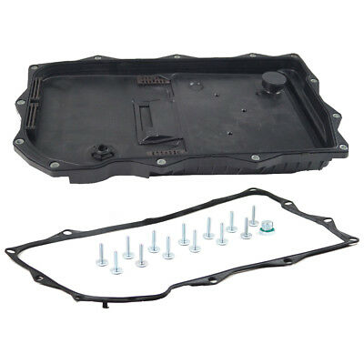 For BMW F20 F21 F22 F87 F30 F35 Auto Trans Oil Pan w/ Filter & Gasket & Screw