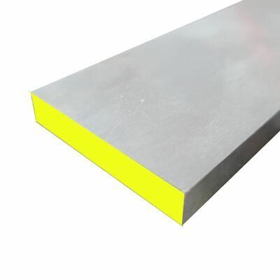A2 Tool Steel Precision Flat Ground 0.2812 X 4 X 36